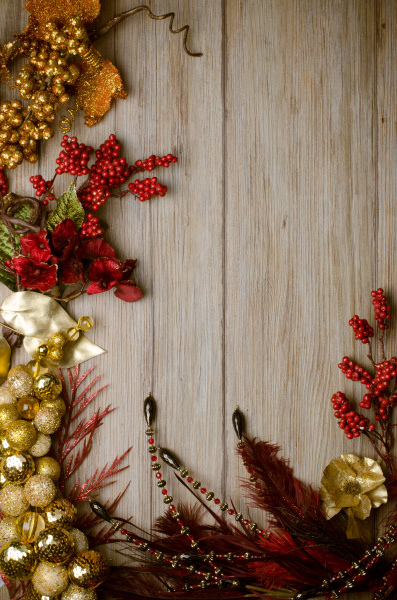 weihnachtsdekoration rahmen