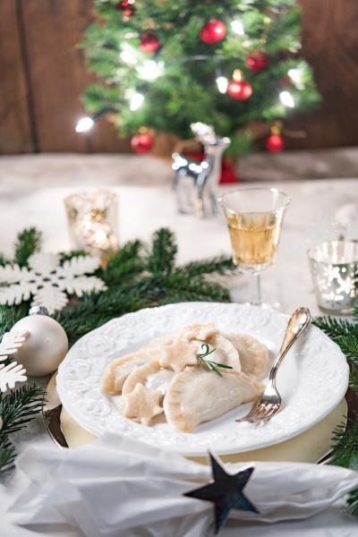 knoedel im polnischen stil mit sauerkraut