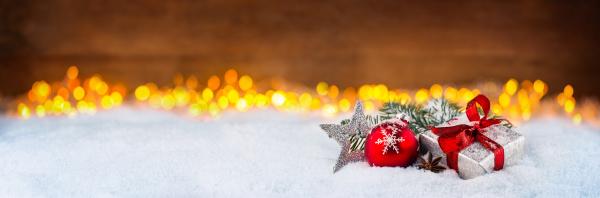 weihnachtsgeschenk geschenk box band rot stern