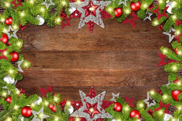 weihnachten xmas alte rustikale eiche holz