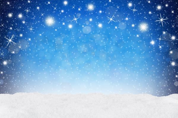 xmas hintergrund blauer schnee