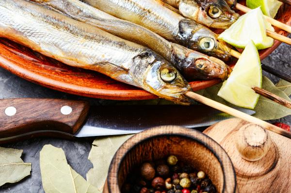 appetitchender raeucherfisch