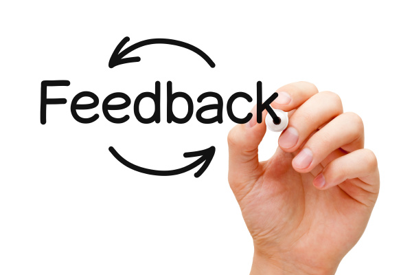 feedback pfeile zykluskonzept