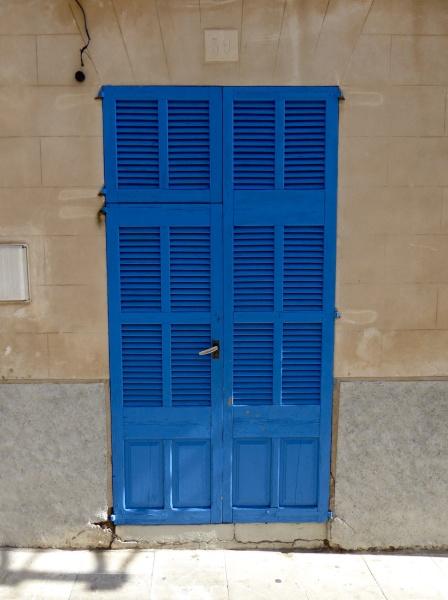 blauer schlauchschall