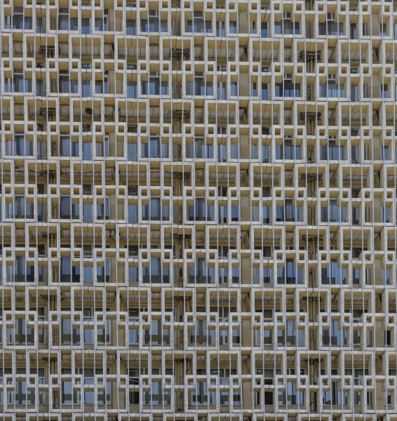 aussenansicht des hotels usbekistan tahskent usbekistan
