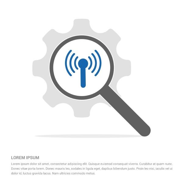 wifi symbol kostenloses vektorsymbol