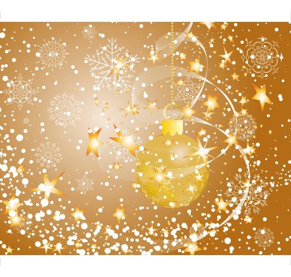 schoene vektor weihnachten neujahr hintergrund fuer