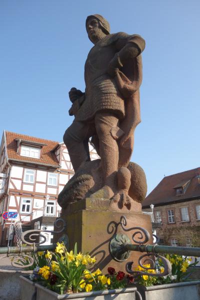 historische altstadt von schlitz