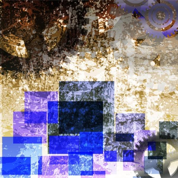 pfeil abstrakter vektorhintergrund