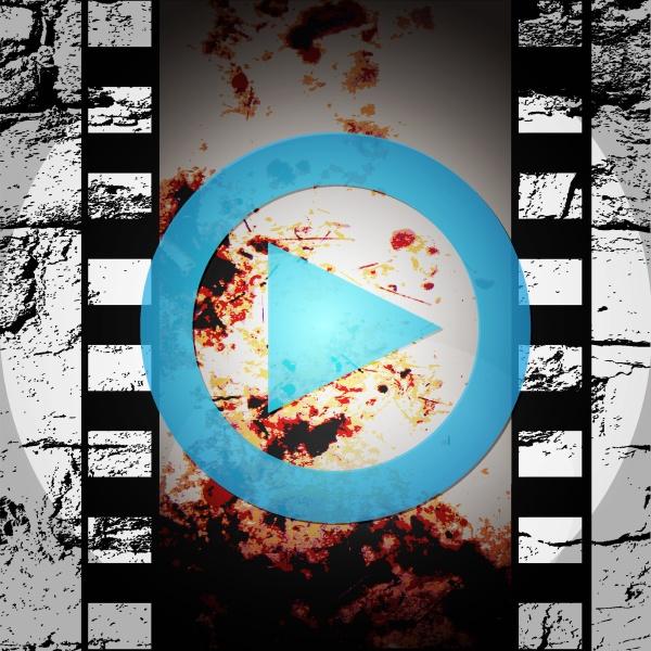 grunge stil abstrakte musik spielen ikone