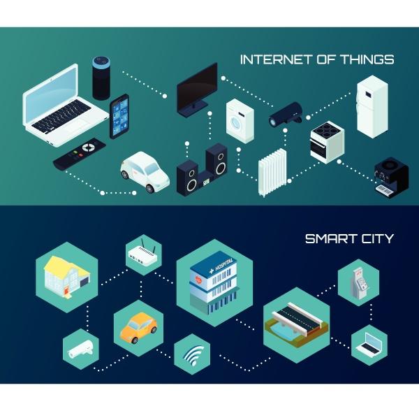 internet der dinge iot und smart