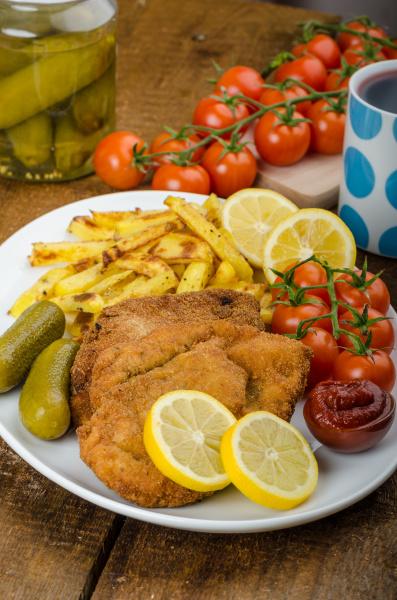 big, chicken, schnitzel, with, homemade, chilli - 27220054