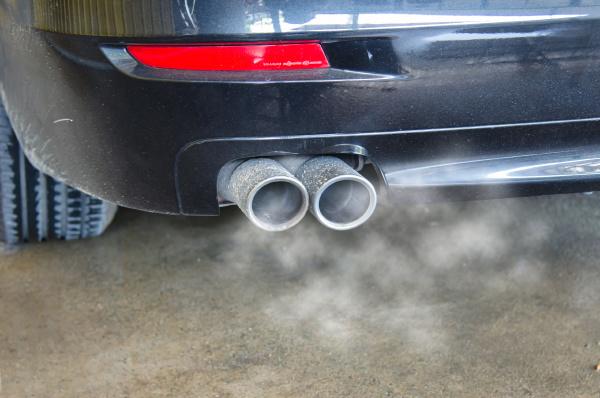 car, exhaust, smoke - 27295355