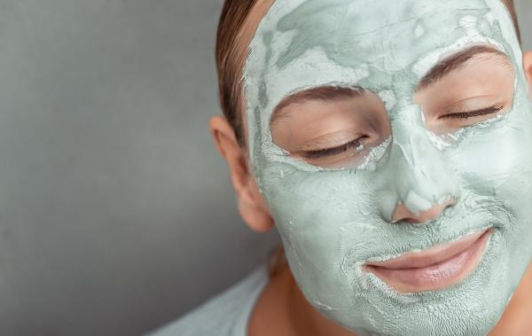 gesichts anti aging maske