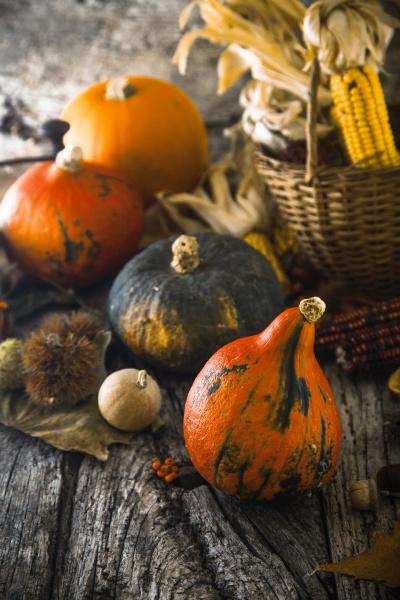 thanksgiving abendessen