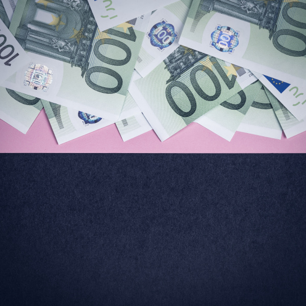 euro bargeld euro geld banknoten euro