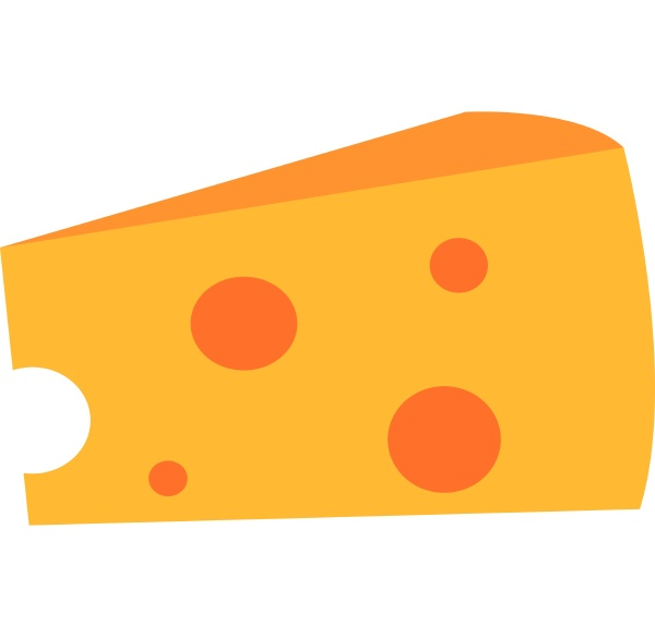 cheese, tasty, , vector, or, color - 27510614