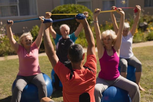 trainerausbildung von senioren in der durchfuehrung