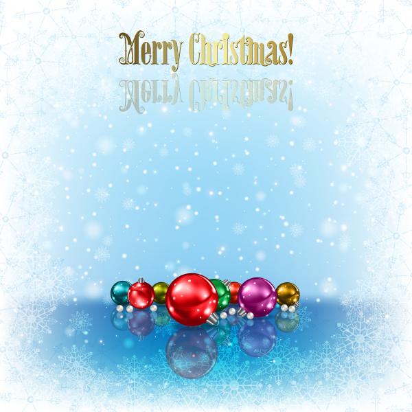 abstrakte weihnachtshintergrund mit adventskerzen und schneeflocken