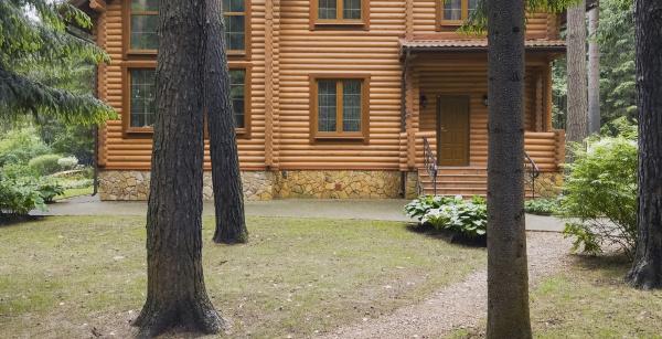 gebaut aus holzblockhaus holzhaus
