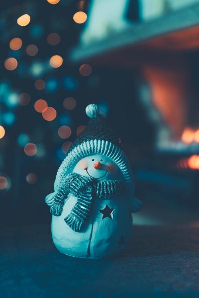 weihnachten schneemann dekoration