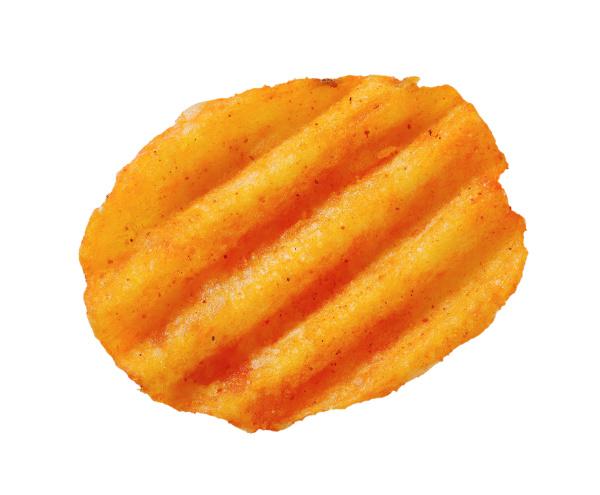 gebratener kartoffelchip