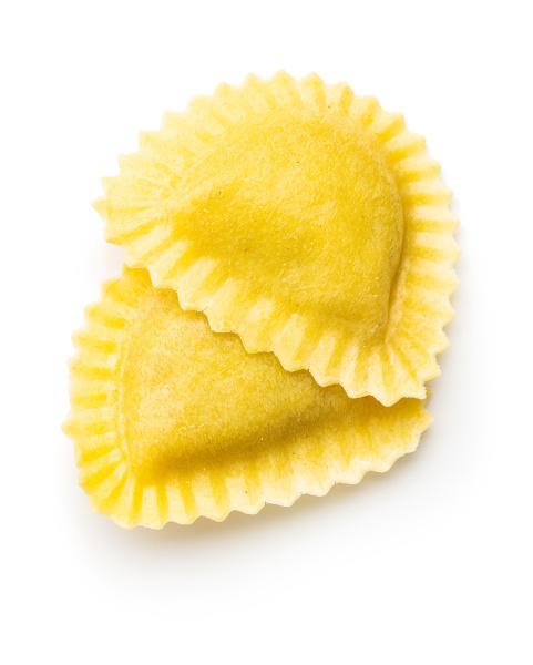 italienische, gefüllte, pasta., panzerotti, pasta - 27960305