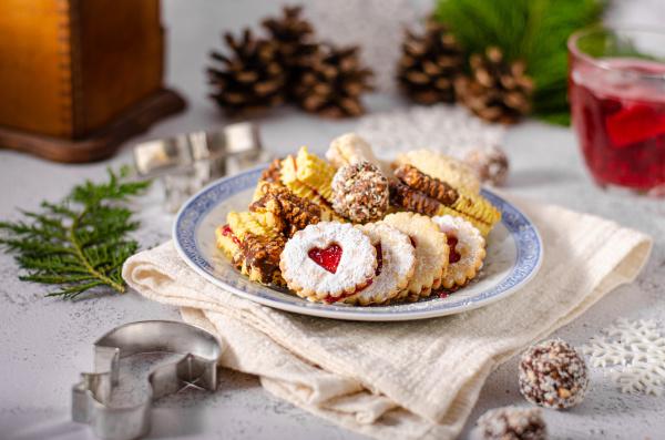 tschechische weihnachten suesse kekse