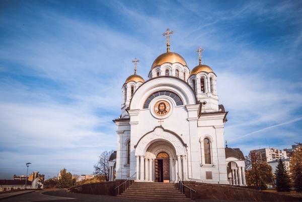 kirche des heiligen grossen maertyrers georg