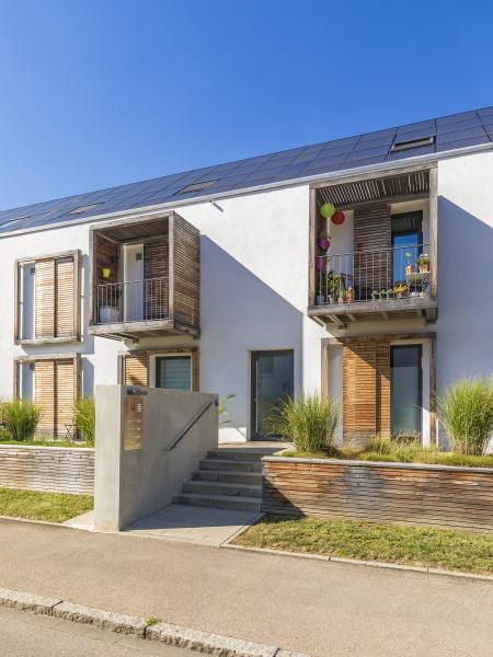deutschland bayern neu ulm energieeffizientes haus