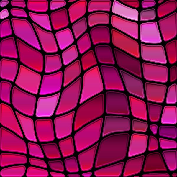 abstrakter mosaikhintergrund aus buntglas