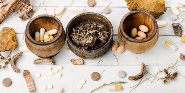 pflanzliche medizin in der pille