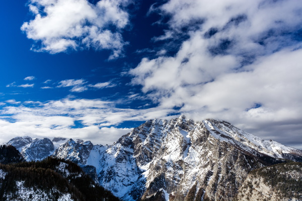 winterwunderland in berchtesgaden