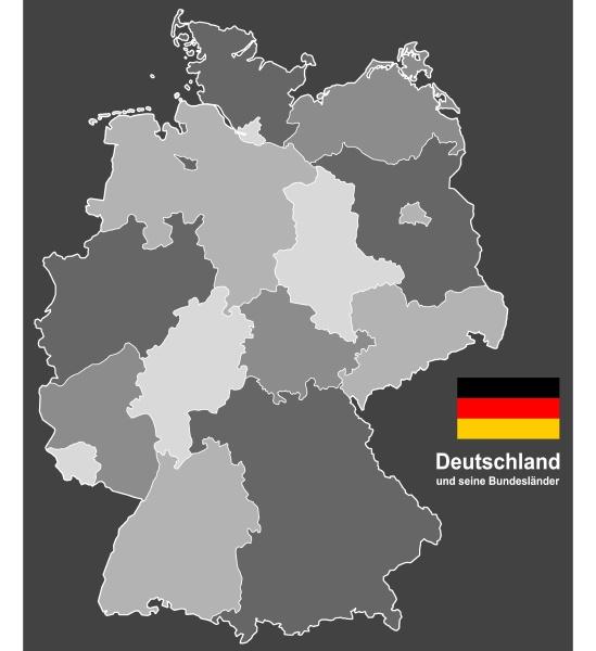 deutschland und bundeslaender