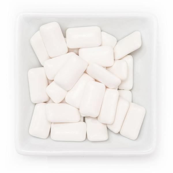 xylitol kaugummi fuer die zahnpflege in