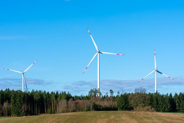 alternative energie mit windkraft