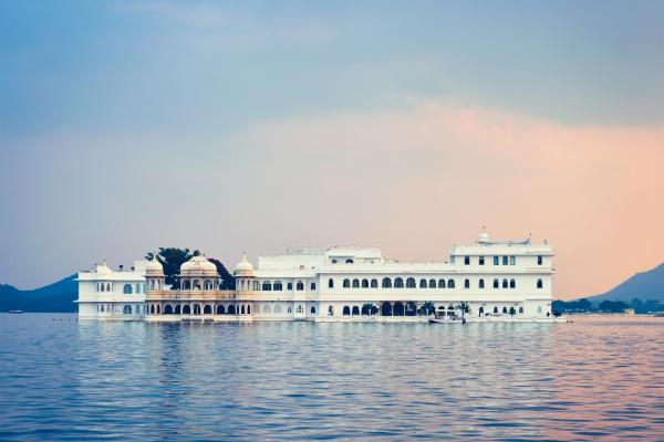 lake, palace, palace, am, lake, pichola - 28478338
