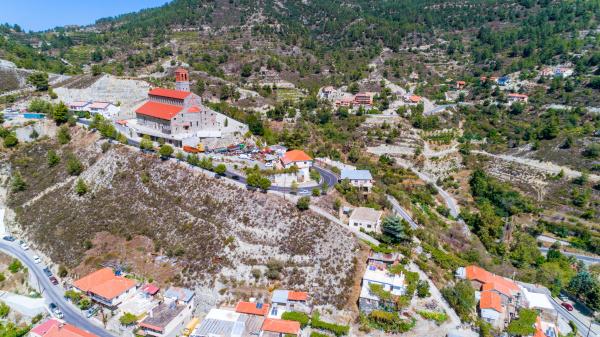 agios arsenios church kyperounda limassol zypern