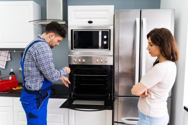oven appliance reparatur