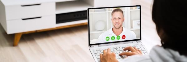 online dating video konferenz telefonat