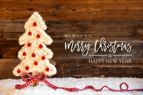 stoff weihnachtsbaum ball schnee frohe weihnachten