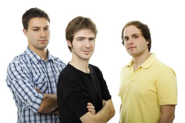 drei maenner