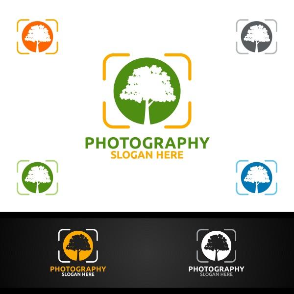 natur kamera fotografie logo