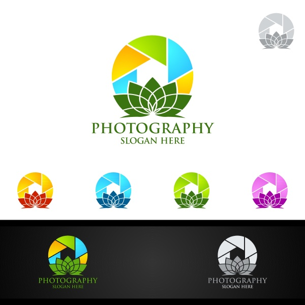 lotus kamera fotografie logo
