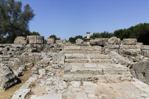 das antike olympia