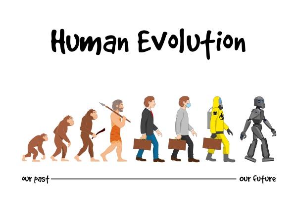 evolution unsere zukunft