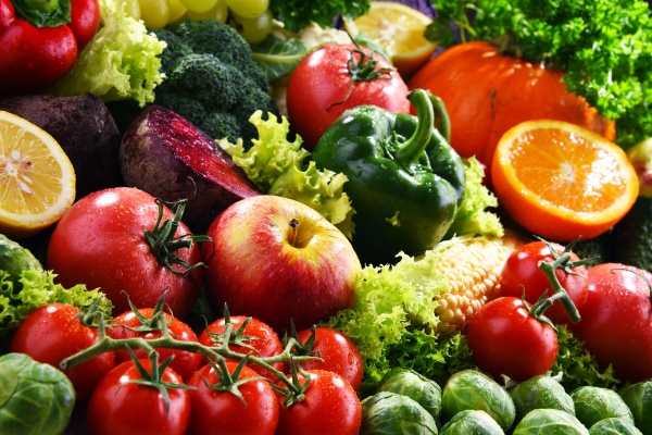 composition, with, variety, of, fresh, organic - 29020492