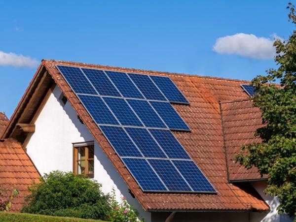 generische seraat photovoltaikanlage