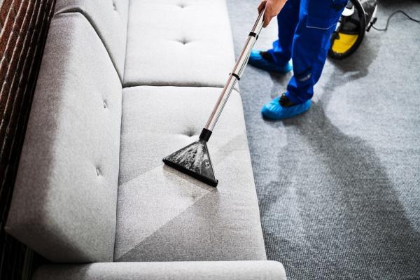 professioneller sofa reinigungsservice