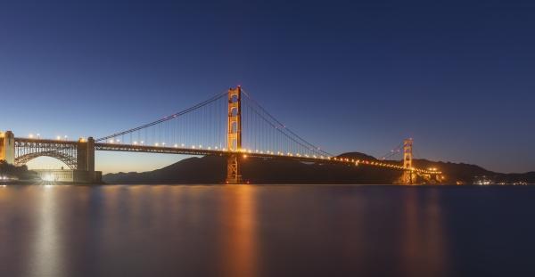 the golden gate bridge vereinigte